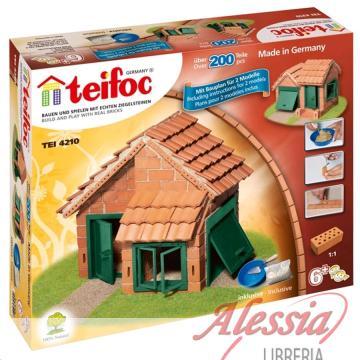 TEIFOC - CASA TILE ROOF HOUSE TEIFOC