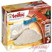 TEIFOC - MALTA PER GIOCHI DI COSTRUZIONI TEIFOC 0,25 kg