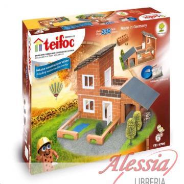 TEIFOC - VILLA CON GARAGE