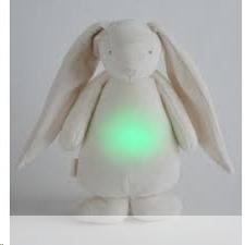 SMART CRY DETECTOR - MOONIE. PELUCHE CON LUCE NOTTURNA.