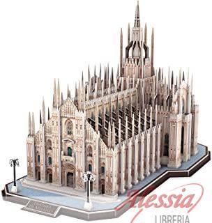 CUBIC FUN - PUZZLE IN 3D. DUOMO DI MILANO.CUBIC FUN